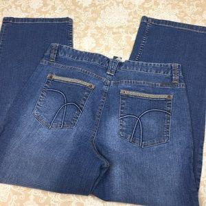 Liz Claiborne Boyfriend Fit Jeans
